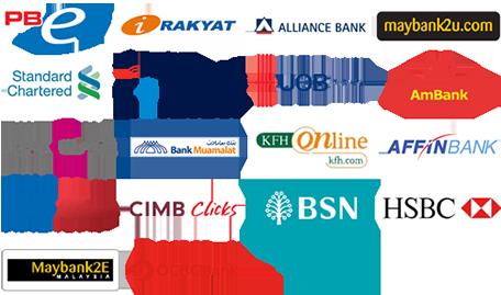 epayment logos